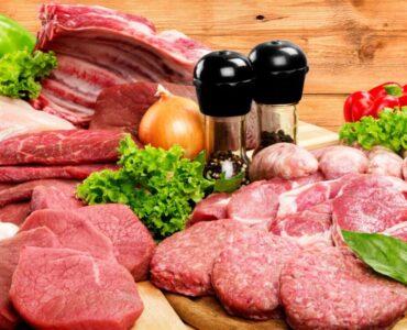 Meat Freshness Butcher's Shop Beef Raw Supermarket Pork